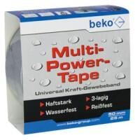 Beko Multi-Power-Tape 50mm x 25 mtr., silber
